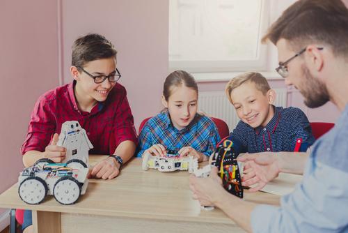Scott Cooper Miami STEM Toys