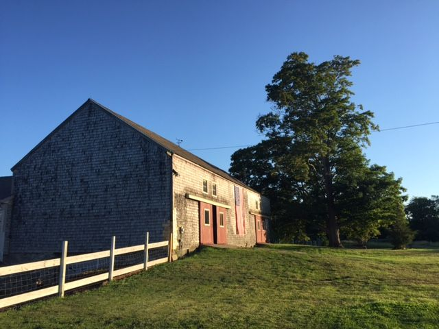 The Barn at Bradstreet Farm - new wedding venue on the second-oldest farm in US.