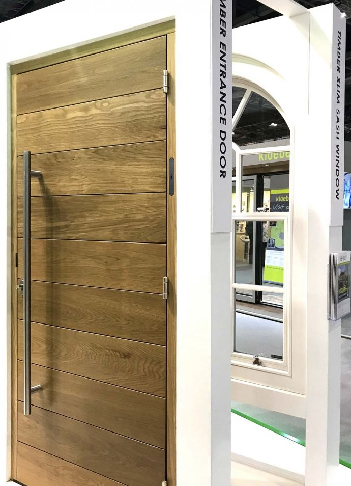 SmartSecure featured on the Grabex Windows stand at Grand Designs Live London