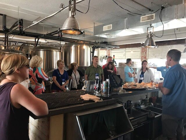 Southern Ocean Chamber members promote LBI experience to group tour planners