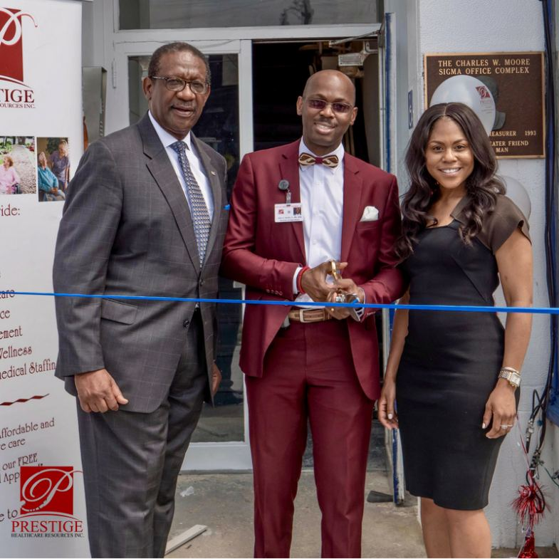 Prestige Behavioral Health Held its Grand Opening on June 7th