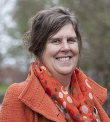 Professor Nancy Neudauer is committed to expanding math education abroad.
