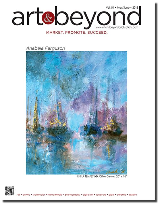 Art& Beyond May/June Cover 2108