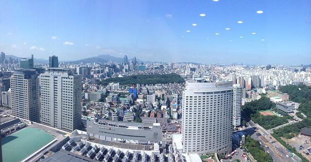 Seoul, South Korea. Photo credit: pixabay.com
