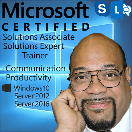 Paul Silva, Microsoft Certified Trainer