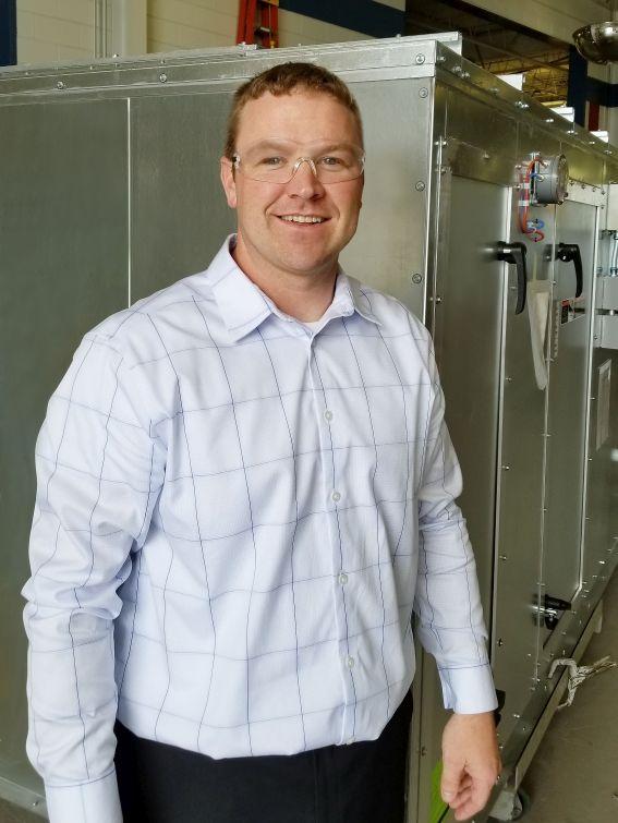 Joe Schimek, Field Service Manager