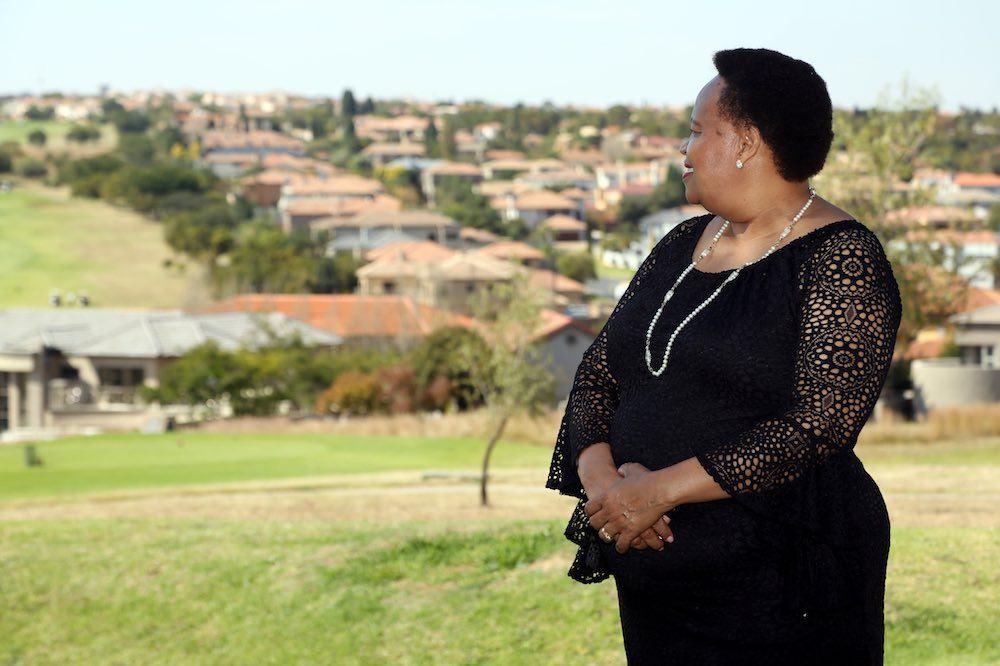 Xoliswa Tini, principal of Xoliswa Tini Properties