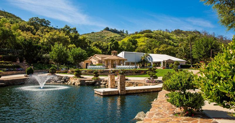 Planning A Wedding In North San Diego Los Willows Wedding Estate
