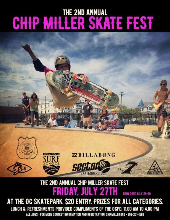 CMAF Skate Fest