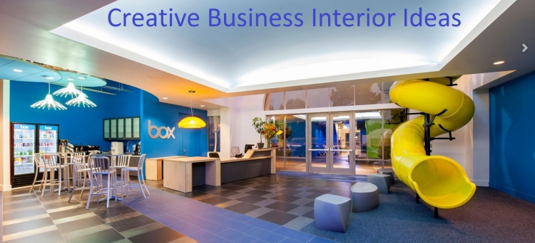 Creative business interior ideas