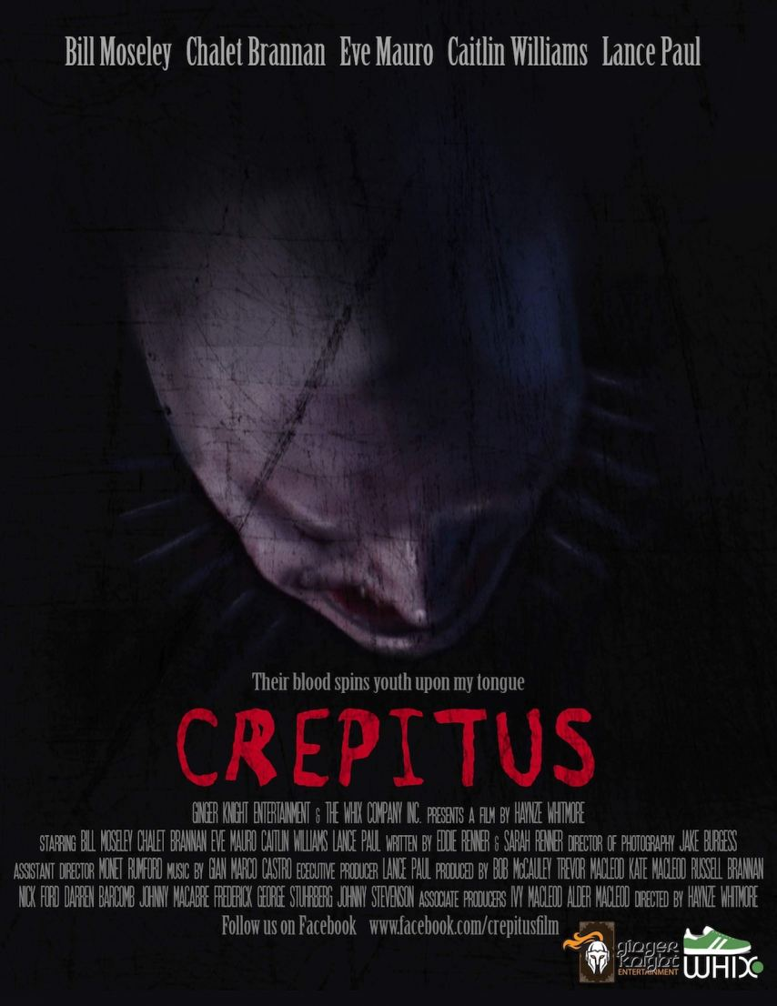 """Crepitus"" Los Angeles Red Carpet World Premier June 21, 2018"