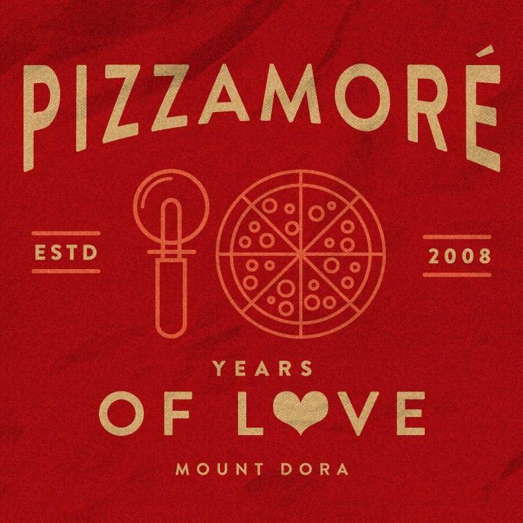 PizzAmore Celebrates 10 Years!