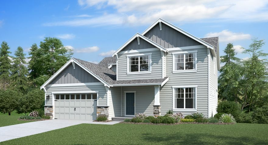 Lennar will open a new model and begin selling later this summer at Maple Hills.