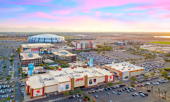 Westgate Entertainment District in Glendale, AZ