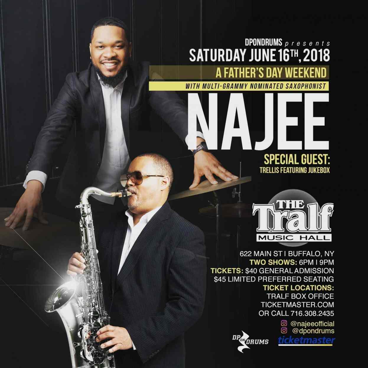 Najee June 16