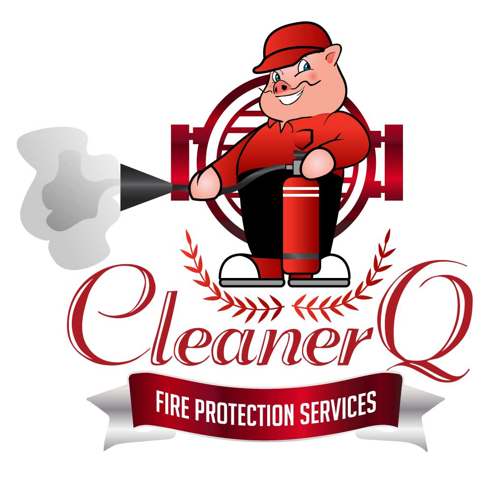 Cleaner Q fire protection