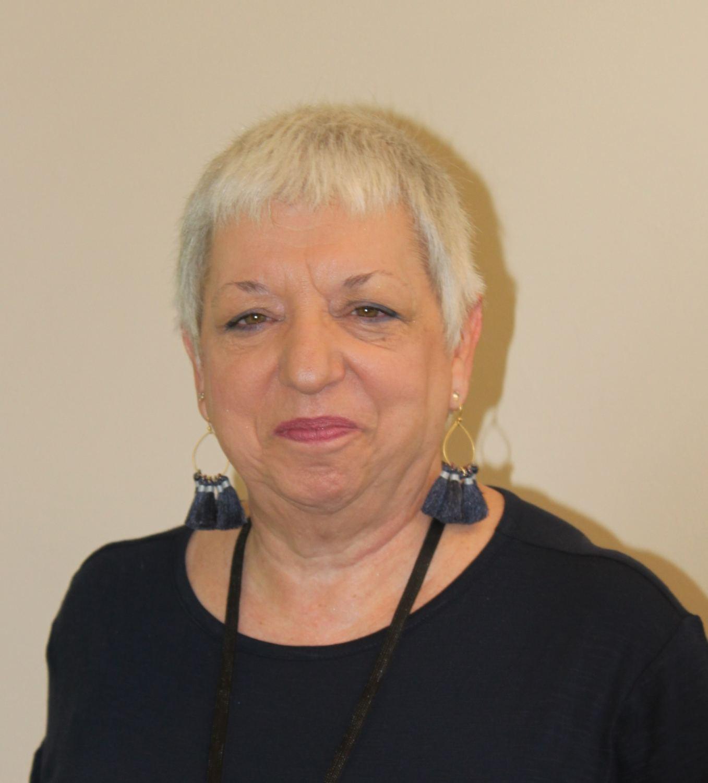 Audrey Mayrent, Joblink Coordinator
