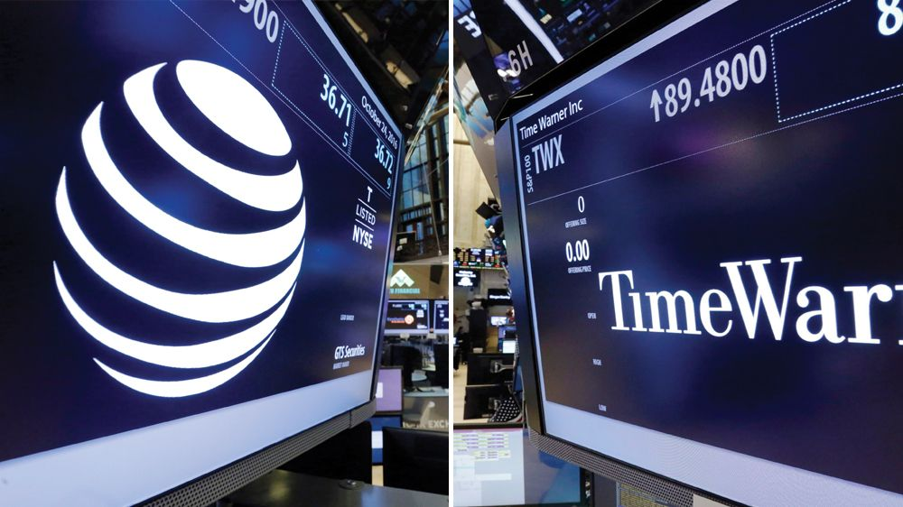 ATT Time Warner Merger Approved