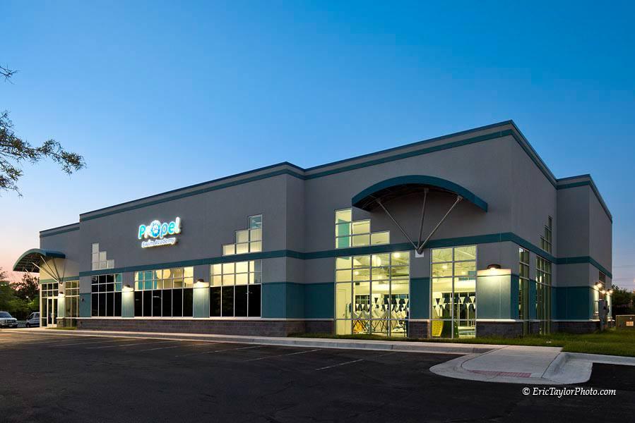 Propel Swim Academy's new location in South Riding, VA