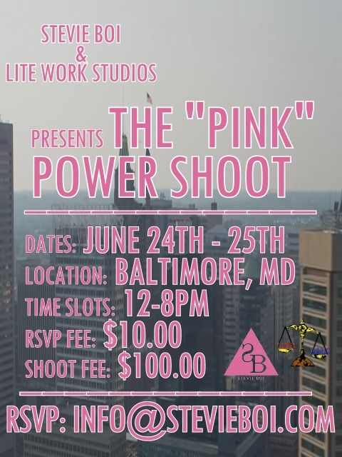 POWERSHOOT BALTIMORE JUNE 24-25TH 2018 FLYER