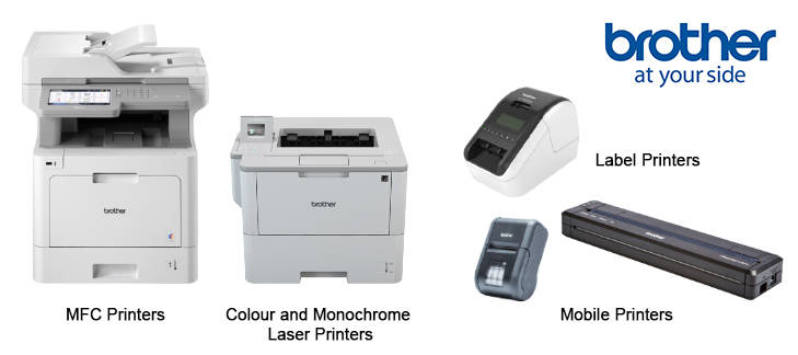Printing and Imaging Products From Brother