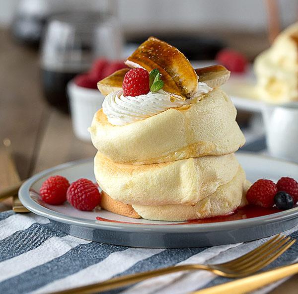 Japanese Souffle Pancake