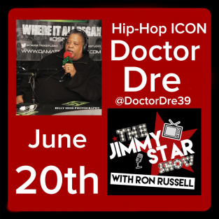 Doctor Dre on The Jimmy Star Show With Ron Russell