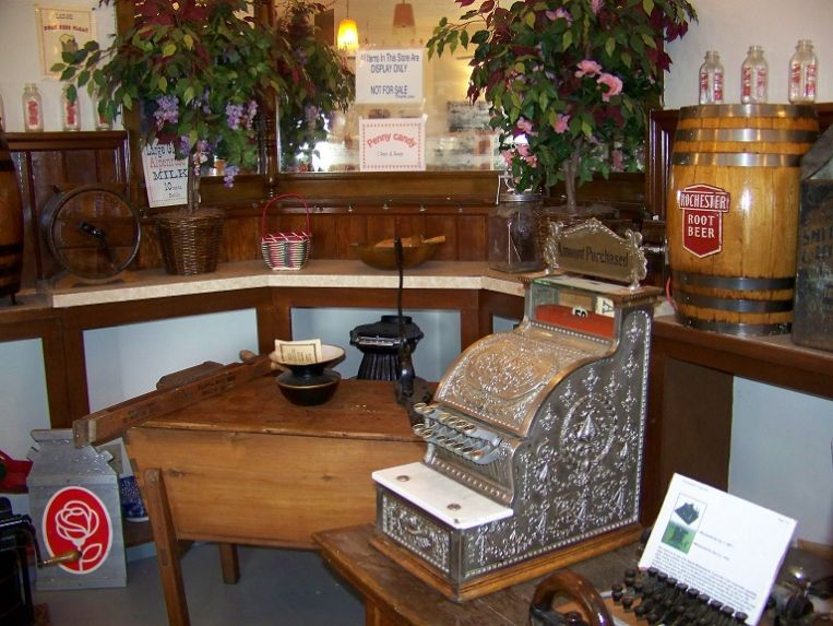 Alpenrose Dairyville Antiques
