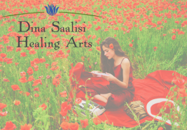 Dina Saalisi Healing Arts Free Flower Essences Class