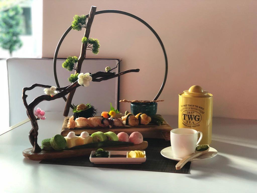 Japanese High Tea_Amara-Singapore
