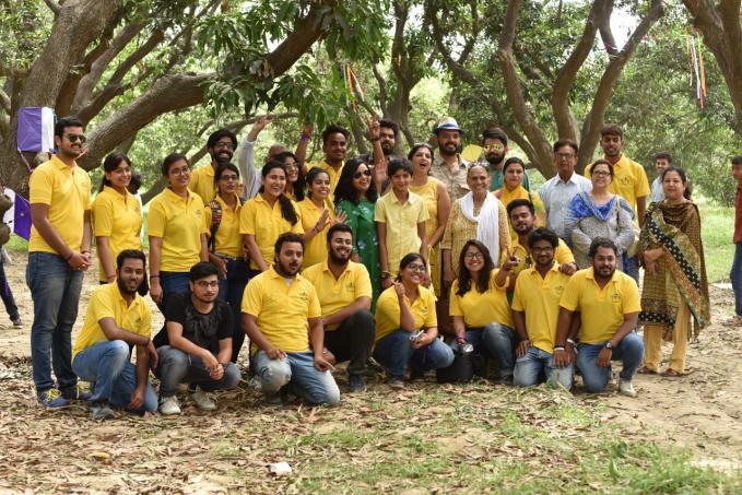 Mango fest team