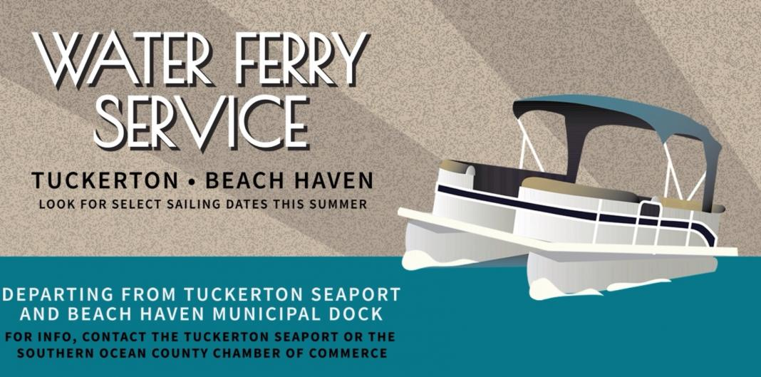 Tuckerton Seaport- Beach Haven Water Ferry powered by the Southern Ocean Chamber