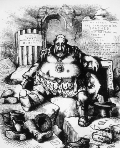 Boss Tweed Lending Series