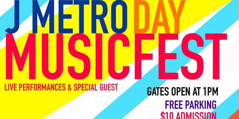 J Metro Day