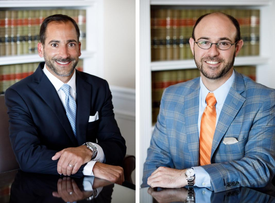 Attorneys Jason Guari and Scott Perry of Murray Guari Trial Attorneys