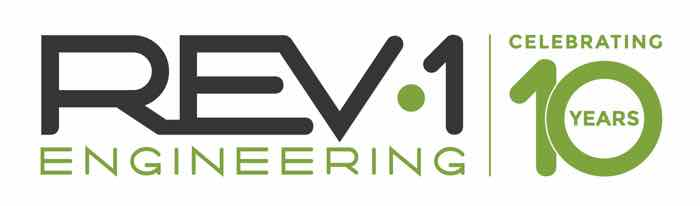 REV•1 Engineering - 10th Anniversary