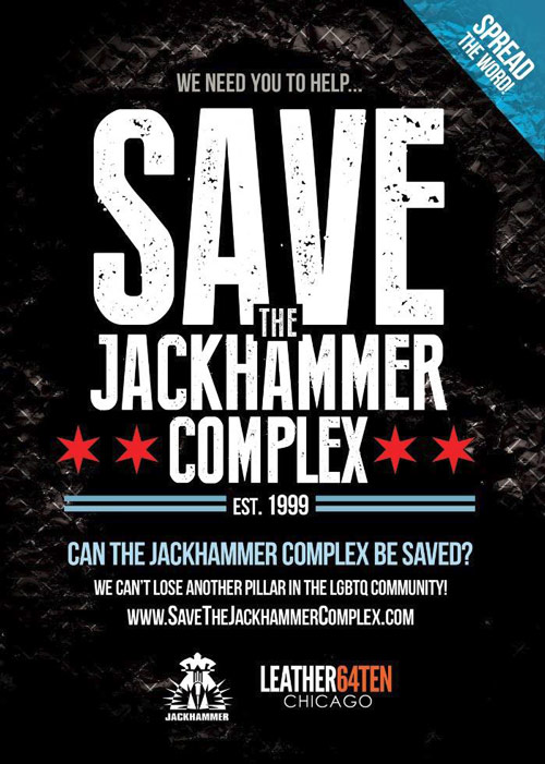 Save the Jackhammer Complex
