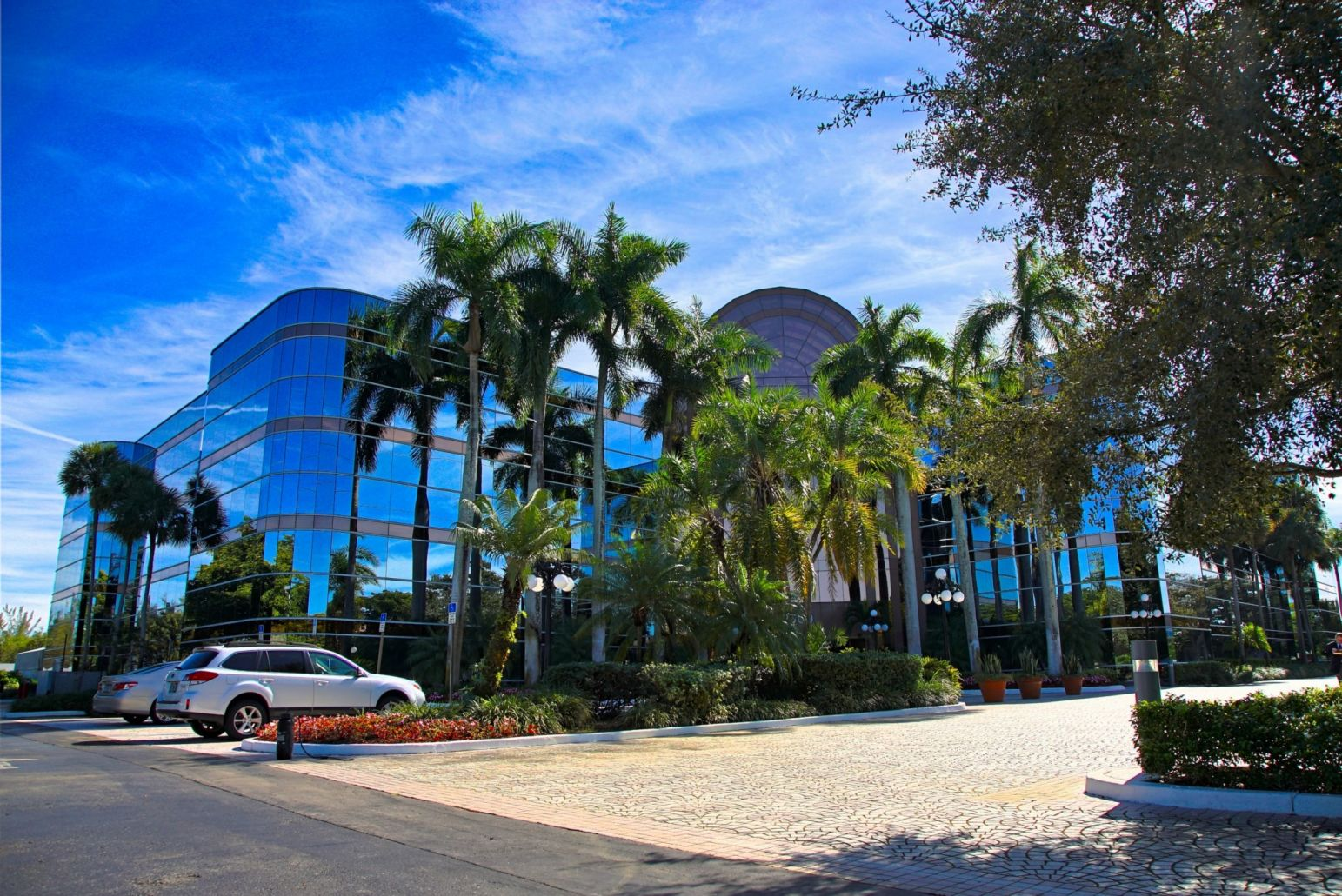 The Crystal Corporate Center