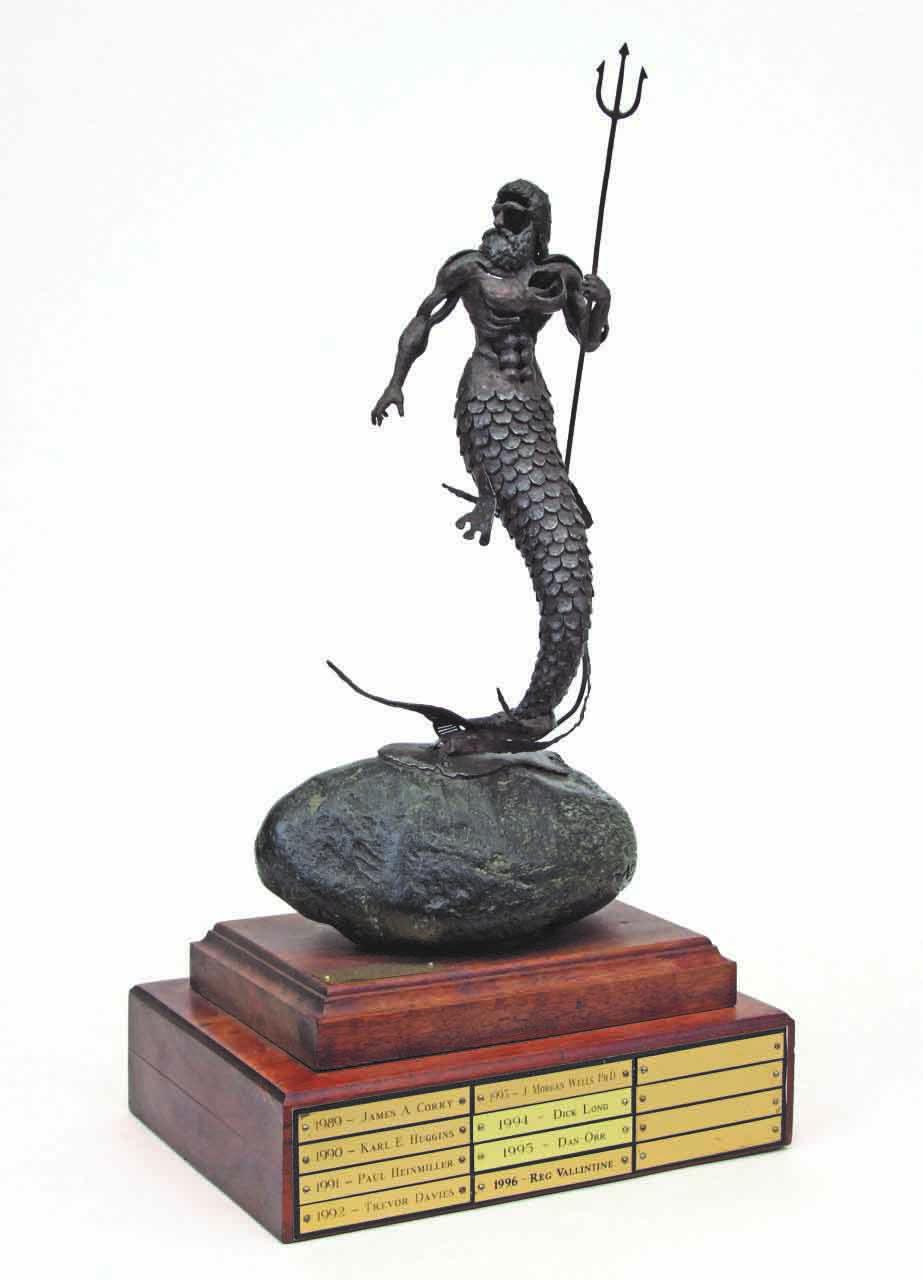 KBA is awarded the HDS USA 2018 Leonard Greenstone Award (Sample of old award)