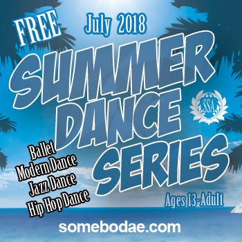 SSA-S.A. Summer Dance Series