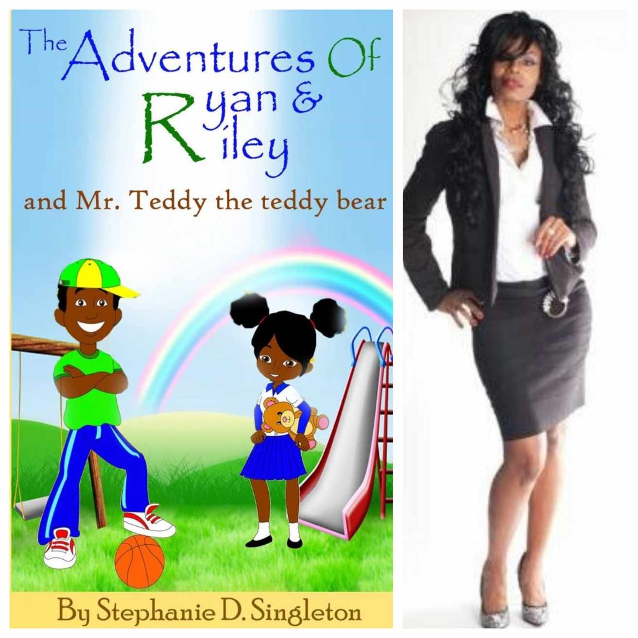 Author Stephanie Singleton