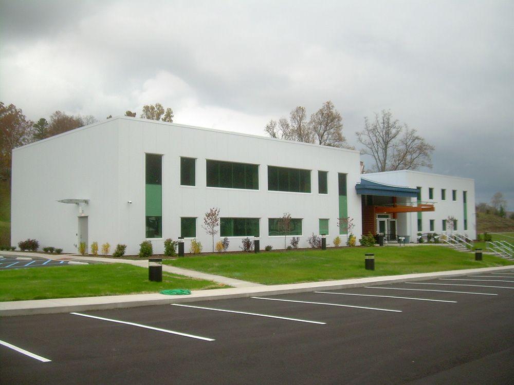 Huntington WV VA Administration Offices Renovation 2018