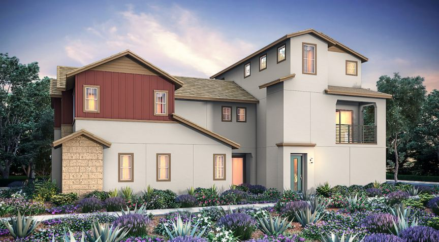 Chorus at Cadence Park is a new collection of single-living flats in Irvine