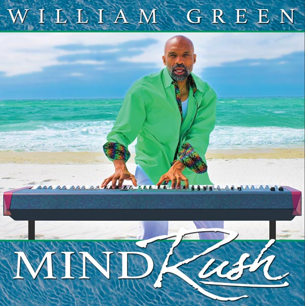 Mind Rush Album- William Green / Photo Credit: Angela P. Moore Photography