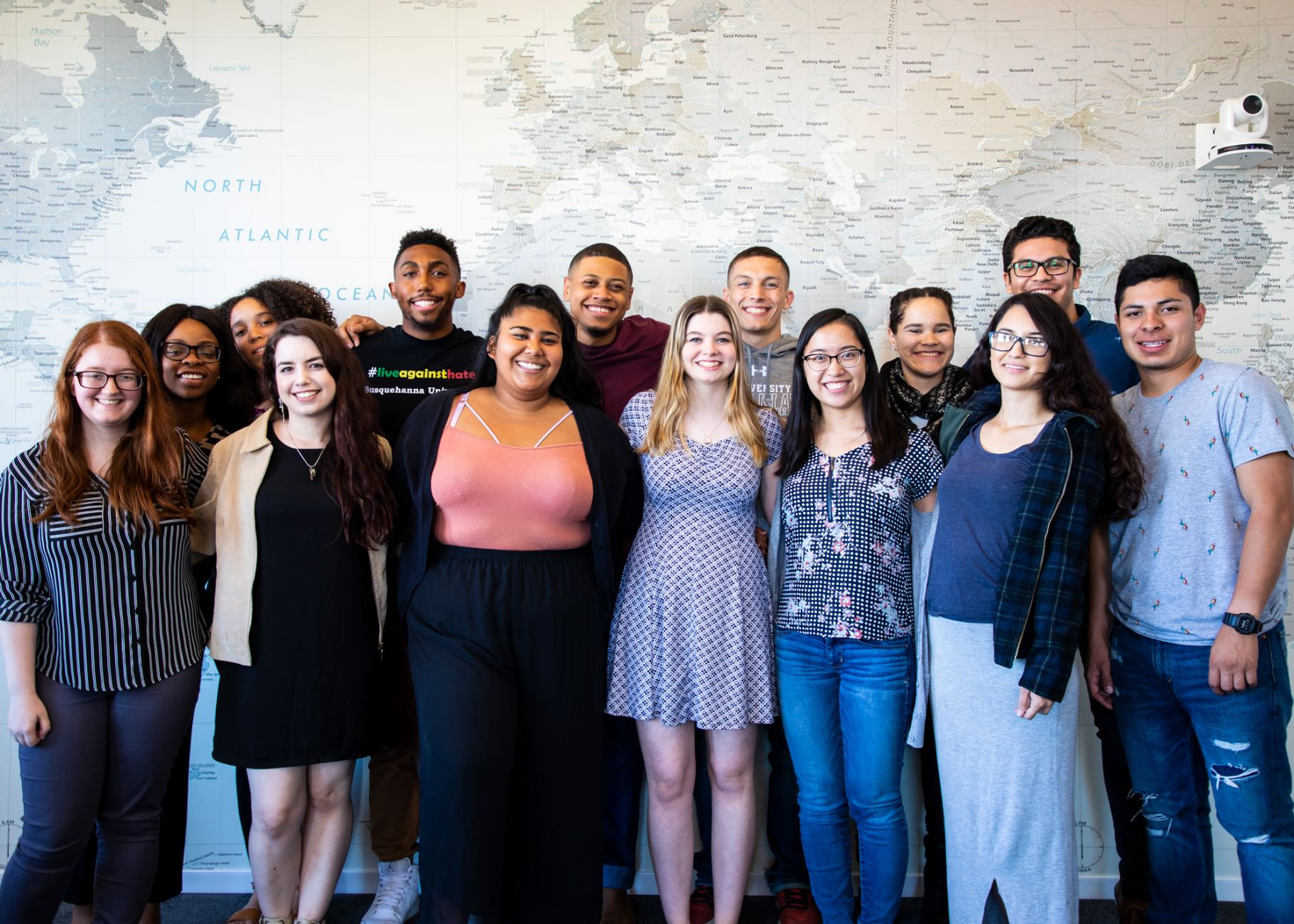 The 2018 Class of Cultural Vistas Fellows
