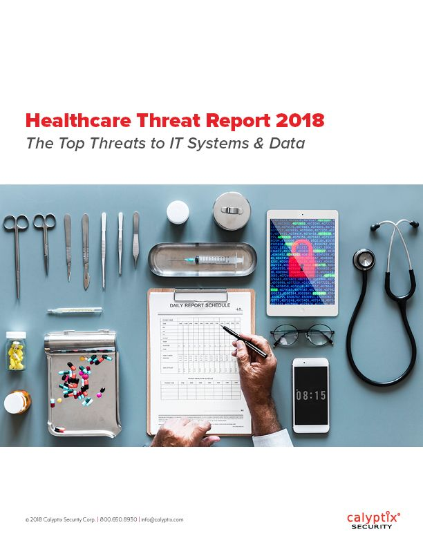 Top HIPAA Threats Report - cover