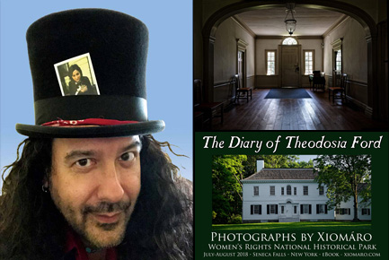 The Diary of Theodosia Ford:  Photographs by Xiomaro
