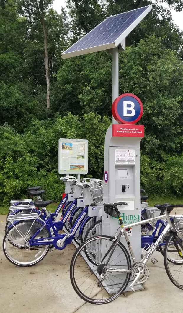 Bike Rental at Falling Waters Trailhead