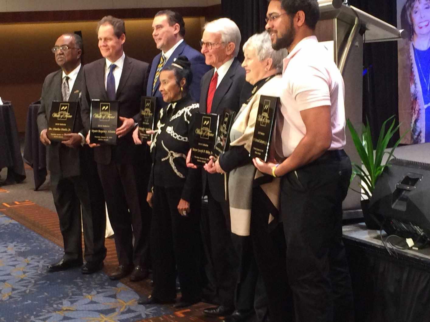 Trumpet Awards Foundation International Civil Rights Walk of Fame