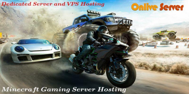 Minecraft gaming server hosting1